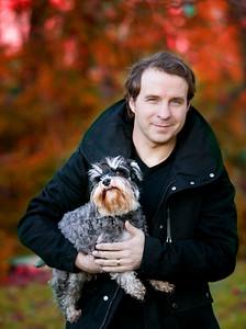 Bildreportage med Patrik Isaksson för tidningen Härliga Hund