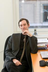 Psykolog Samuel Hugosson om stress och men