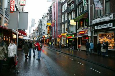 Bildreportage från Amsterdam