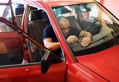 Steg för steg stereo instalation i bil