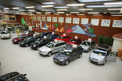 bilförsäljare