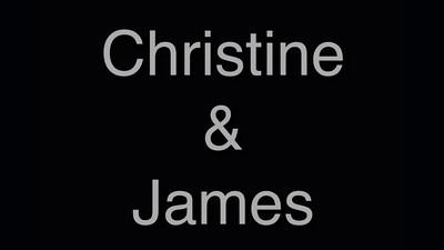 Christine & James