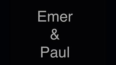 Emer & Paul