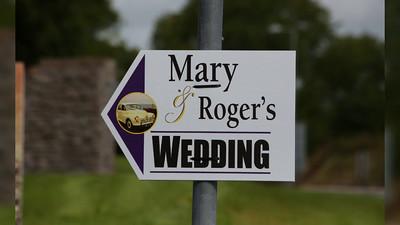 Mary & Roger
