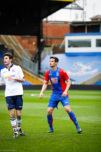 Under 23 professional development match, Crystal Palace 0 - 2 Bolton ©Urszula Soltys
