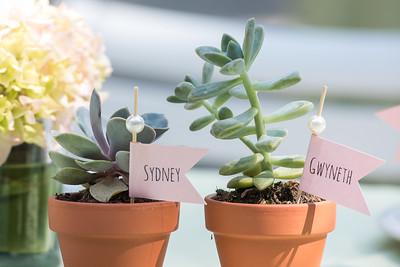 Sydney and Gwyneth B'Nai Mitzavh