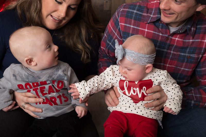 6 mo twins Lindsey Shewfelt (37 of 80)