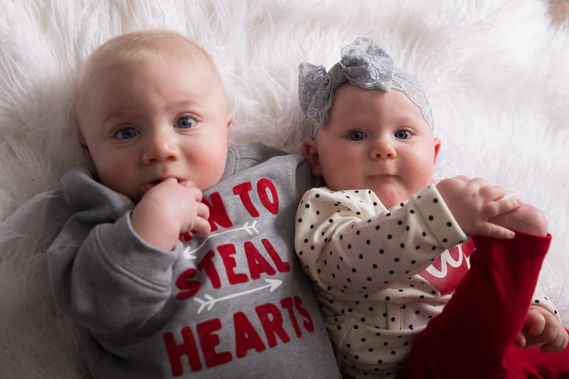 6 mo twins Lindsey Shewfelt (28 of 80)