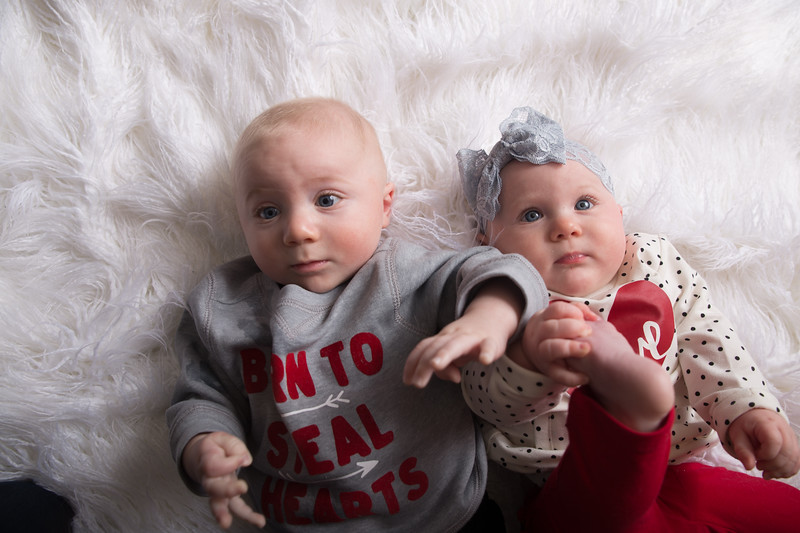 6 mo twins Lindsey Shewfelt (26 of 80)