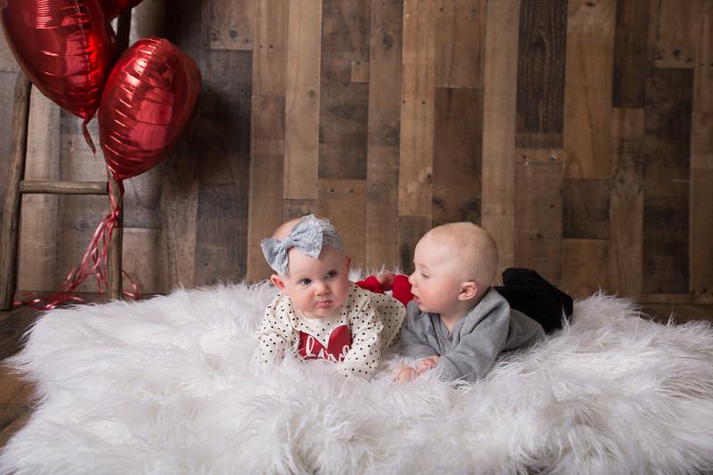 6 mo twins Lindsey Shewfelt (29 of 80)