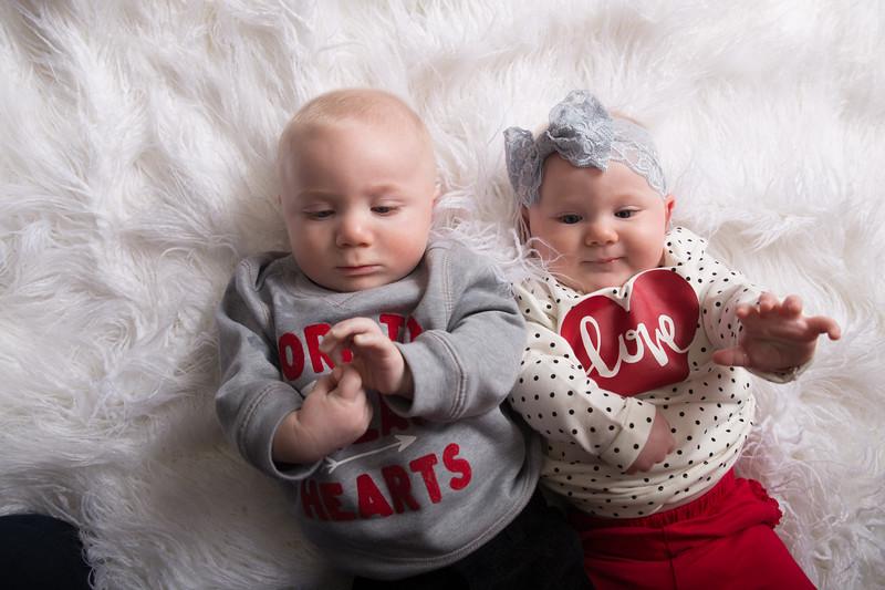 6 mo twins Lindsey Shewfelt (25 of 80)