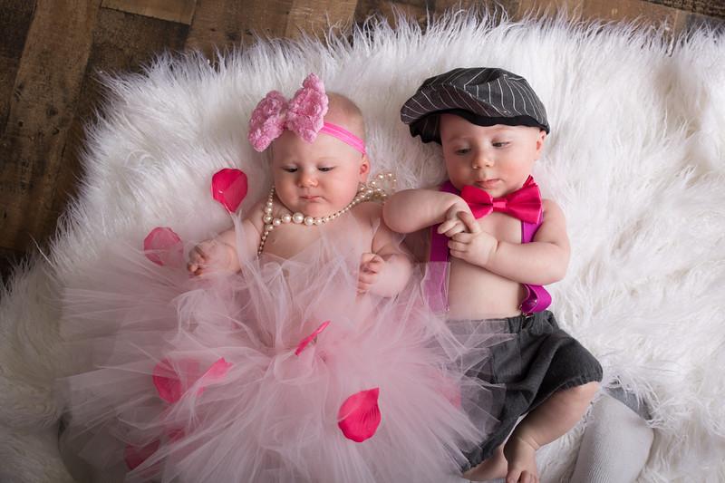 6 mo twins Lindsey Shewfelt (40 of 80)