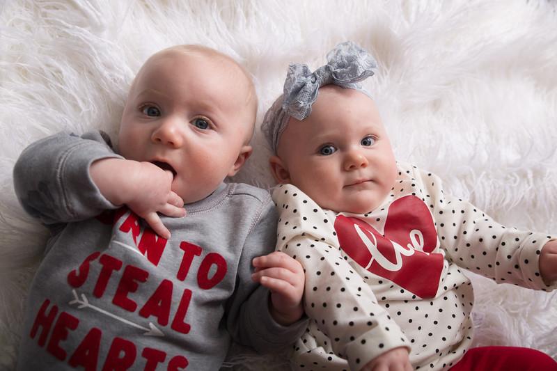 6 mo twins Lindsey Shewfelt (19 of 80)