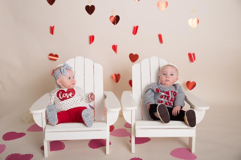 6 mo twins Lindsey Shewfelt (8 of 80)