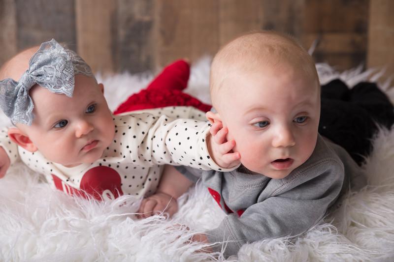 6 mo twins Lindsey Shewfelt (32 of 80)