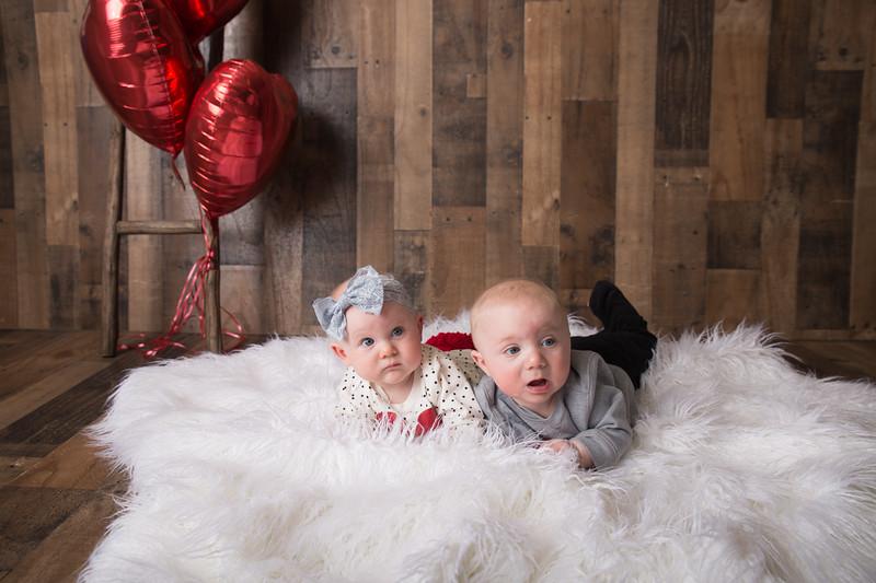 6 mo twins Lindsey Shewfelt (30 of 80)