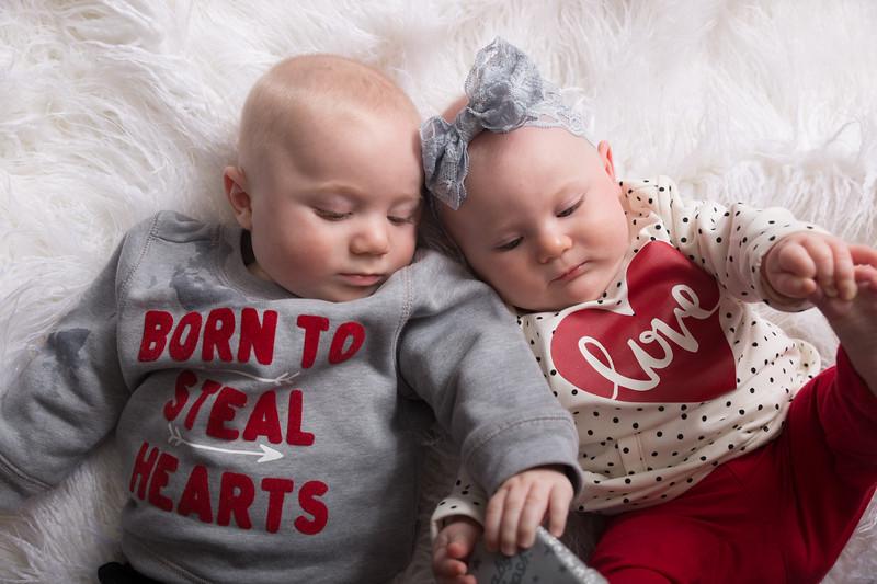 6 mo twins Lindsey Shewfelt (20 of 80)