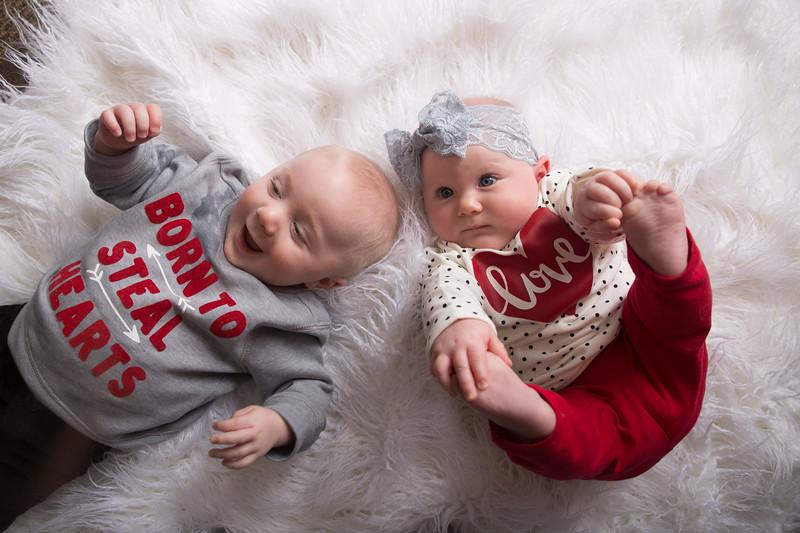 6 mo twins Lindsey Shewfelt (22 of 80)