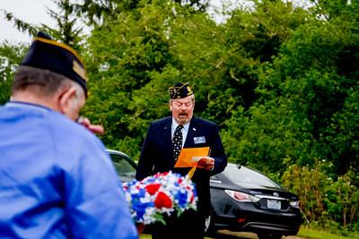 Memorial Day Services 5/2017