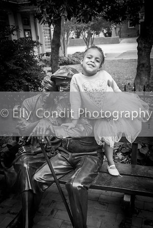 Southside Ballet Studio Photo Shoot 5-4-2014