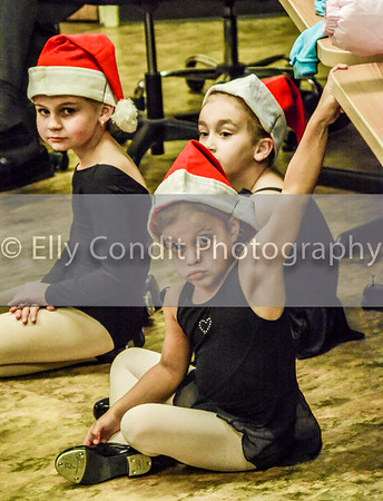 Southside Ballet Studio day one at the Nursing Home  2014