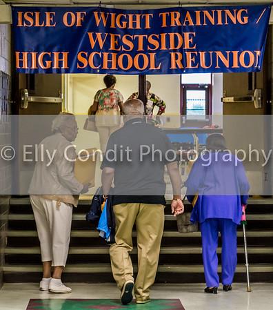 IOW Training/Westside High School Reunion Day one  2014