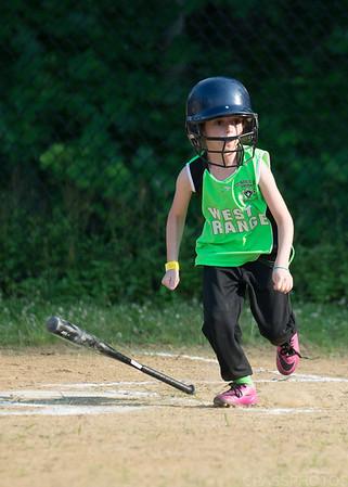 Lightning Softball Photos