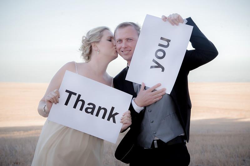 Wedding Angelique and Thys