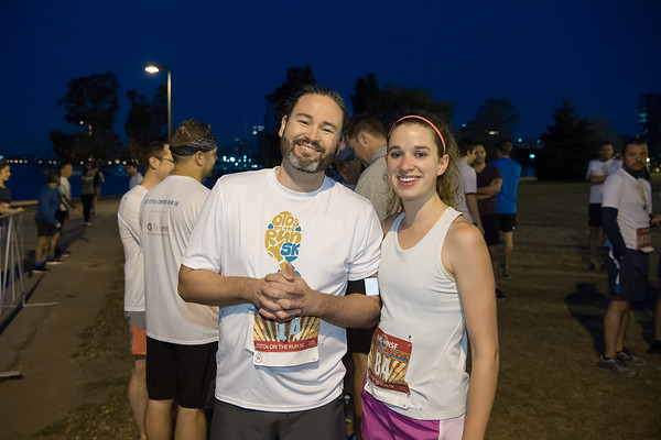 5k at 2017 AAO Annual Meeting