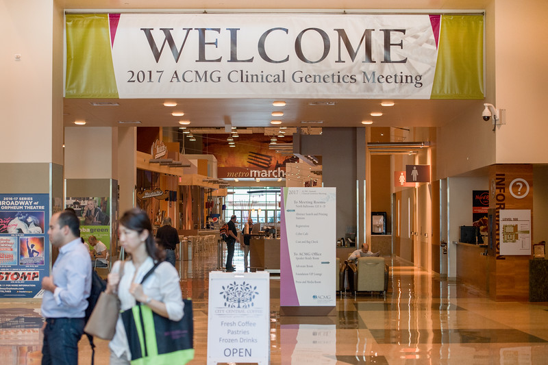 2017 Annual Clinical Genetics Meeting