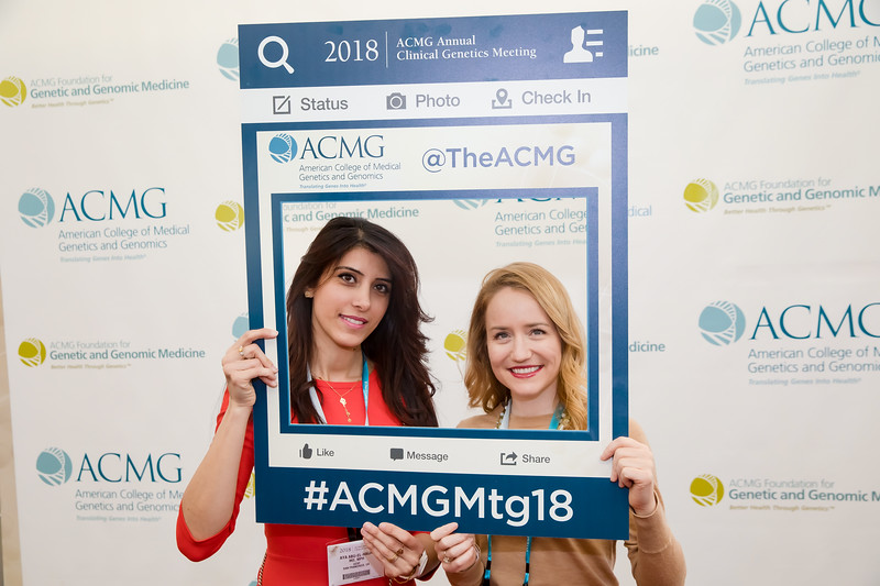 2018 Annual Clinical Genetics Meeting