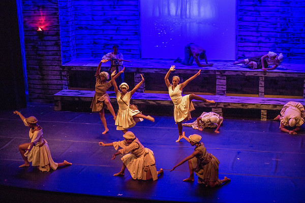 African Dance Production