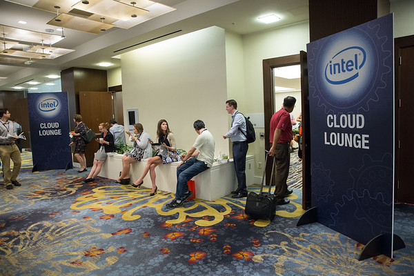 Intel Cloud Lounge