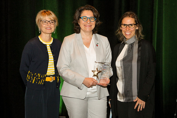 ASN Awards Recognition and Danone International Prize for Alimentation Lecture