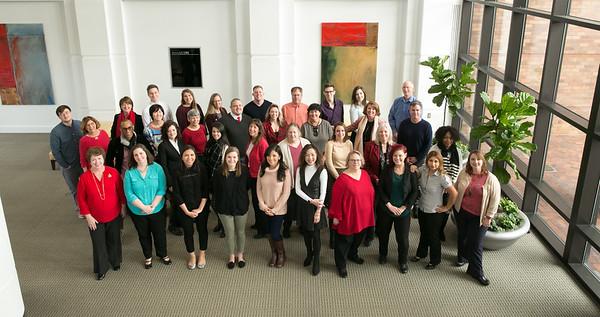 2018 AIM Headshots and Group Photo