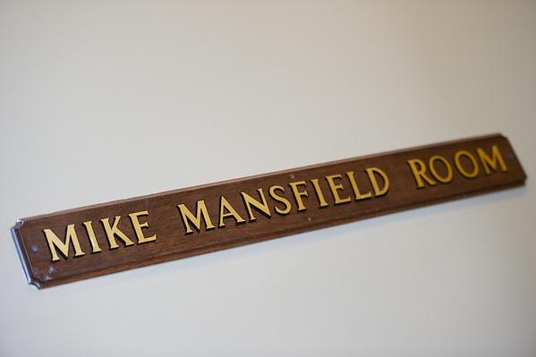 2018 Reception Mansfield Room