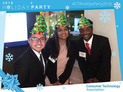 2018 CTA Holiday Party