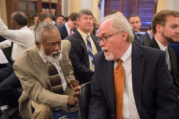 Hearing of the Senate Veterans Affairs Committee