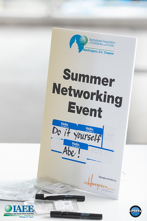 IAEE 2016 Summer Networking Event
