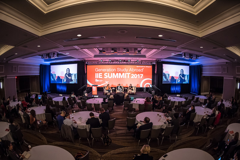 2017 IIE Summit on Generation Study Abroad