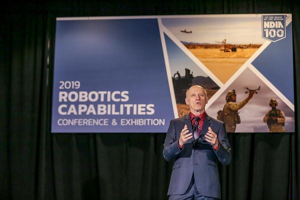 2019 Robotics Capabilities Conference & Exhibition