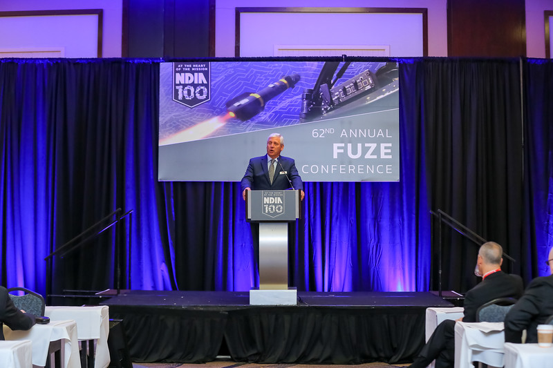 62nd Annual Fuze Conference