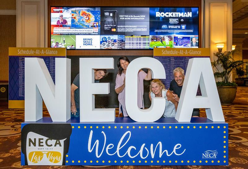 NECA Vegas 2019