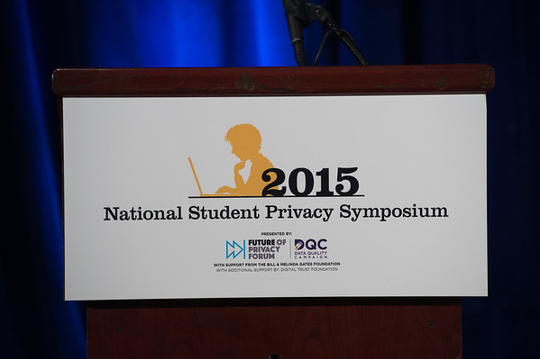 National Student Privacy Symposium 2015