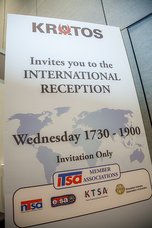 International Reception