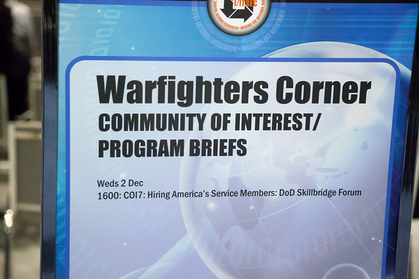 Warfighters Stage (M-T-W)