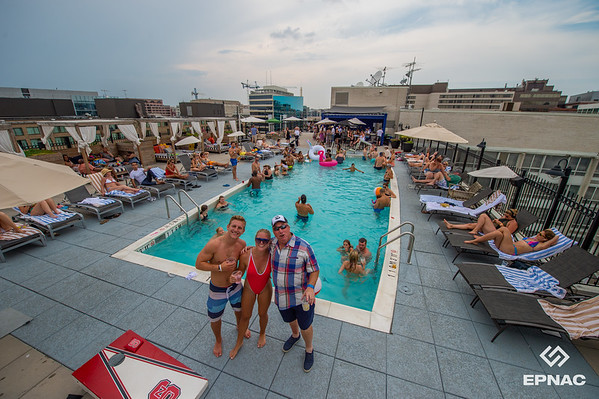 2018 Foundation Pool Party, July