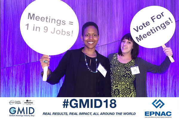 Photo Booth at GMID 2018
