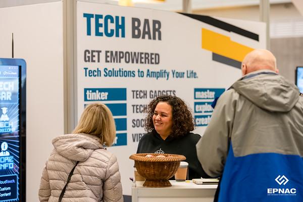 Tech Bar at PCMA CL19