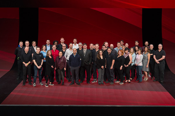 PRG Tableau Group Shot